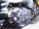 Durchsichtiger Ventildeckel für luftgekühlte BMW 4-Ventil Boxer