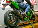 Dyno: Kawasaki ZX-10R, Hindle, 2WDW, ECU Flash - +50PS, zerrt mächtig