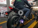 Dyno: Kawasaki ZX-10R, Yoshimura, ECU Flash 192PS am Rad