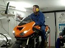 Dynorun Kawasaki ZX10 mit LeoVince Slip On und Power Commander