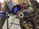 "Dynorun Trooper Beer Kawasaki ZX-10R, Peter Hickman ""The Beast"" ready for UlsterGP"