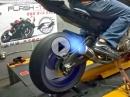Dynorun: Yamaha R1, Austin Racing - Sound genial