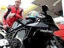 eBike Mavizen TTX02 erster Test des Elektro Motorrades