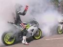eBurn: Brammos Burnout - Miller Motorsport
