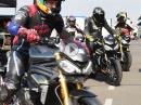 Echter Hooligan?! Tracktest Speed Triple 1200 RS von MotoTech