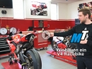 Edelrenner: Schilling SR02, Aufbau Ducati Panigale V4 Racebike, Moko, OZ, H2O, Zard by MotoTech