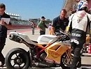 Effenbert Liberty Racing Team - SBK-WM Imola 2012 Freitagstraining