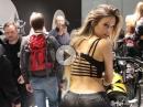 Eicma 2015 - Mädels Zweirad vs. Zweibeinerinnen - kann was