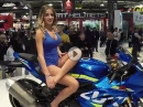 Eicma 2016 - Girls und Bikes. Cooler Edit by Blackforest Rider