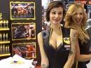 Eicma 2017 - Ein paar sexy Mädels - Nur Motorräder ist langweilig