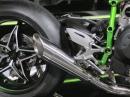 Eicma Rundgang: Kawasaki H2 Street - Grüner Kompressor