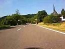 Eifel: Heimbach Richtung Rursee - Hausstrecke