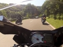 Eifel Ranger: Suzuki GSXR 750 vs BMW S1000RR