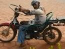 Eigenbau Ratbike aus Brasilien - alles verbaut was man so findet :-)