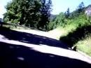 Oberjoch aus Richtung Hindelang (Allgäu)
