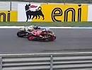 Ein Stück Vollgas: Moto2, Estoril Turn 5, die schnellste Kurve im MotoGP-Zirkus