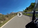 Ein Traum: Coll de Faidella zum Coll de Boixols, L511, Pyrenäen, Spanien