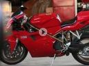 Ein Ikone: Ducati 996 damals wie heute - schön