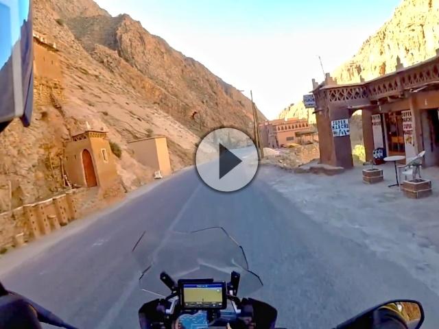 Ein Traum: Gorges du Dades, Marokko, Atlasgebirge - BMW ...
