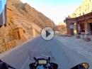 Ein Traum: Gorges du Dades, Marokko, Atlasgebirge - BMW R1200GS