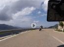 Ein Traum: Sardinien: Dorgail - Urzulei (SS125) von Kurvenradius.TV