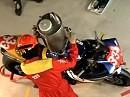 Einmal volltanken bitte! Boxenstopp bei den 8 Stunden von Albacete bei Viltais Racing.