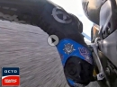 Einsatz der Hinterradbremse in der MotoGP by Pramac Racing