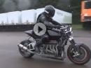 Eisenberg V8: 500 PS bei 10.500rpm - Hammer Teil