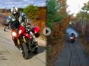 Elements - Teach McNeil rockt die BMW S1000XR. Genialer Ritt durch die Botanik