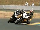 Elena Myers Wins AMA Pro Supersport at Infineon Raceway - Zusammenschnitt