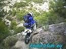 Enduro Fun in Andalusien / Spanien teilweiso Onboard
