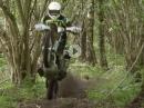 Enduro Kracher: Deep Forest Enduro, Husqvarna FE 350 in Schweden - Fullgazzz