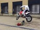 Enduro Skills - Stunts auf Stollen - Top by Adrian Guggemos