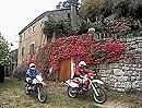 Enduroreise im Ardeche 2011 mit Endurofun Tours, Südfrankreich