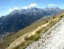 Endurotour: Col de La Buffere, Hochdauphine, Frankreich - supergeile Aussicht!