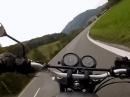 Engagiert vorwärts: Kleinzeller Landstrasse (L133) - Österreich