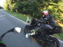 Enjoy and have fun! Kawasaki Z1000SX & Z750 - Speeding mit Bro
