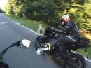 Enjoy and have fun! Kawasaki Z1000SX & Z750 - Speeding mit Bro