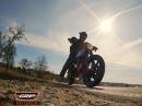 Entschleunigt mit Jens Kuck & Yamaha SR 500 | GRIP - BIKE EDITION