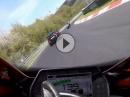 Entspannte 7:42: Yamaha R1 vs. BMW M3 Team Schirmer Nordschleife