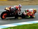 EPIC! Best of Motorrad-WM - Rossi, Stoner, Simoncelli, MM uvm. Gänsehaut - wetten!