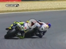 Epic: Valentino Rossi vs. Jorge Lorenzo Battle: Barcelona 2009 BIS zum Ende kucken - HAMMER GEIL!