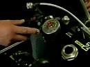 Elektronik Ten Kate Honda von Ryuichi Kiyonari in der Superbike WM