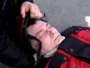 Erste Hilfe bei einem Motorradunfall