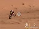 Eskalation: Matthias Walkner (KTM) push, push, push, Dakar 2020 Stage6