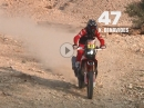 Etappe5 Dakar 2021, Highlights Motorräder: Riyadh > Al Qaisumah, Kevin Benavides gewinnt