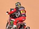 Etappe6 Dakar 2021, Highlights Motorräder: Al Qaisumah > Ha'il, Joan Barreda Tagessieg