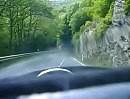 Etwas entspannt im Gelbbachtal mit Suzuki 1200 Bandit