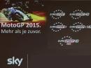 Eurosport Info MotoGP 2015 - Die Gesichter und Infos zu Saison