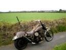 Excalibur bike in Tintagel... Camelot